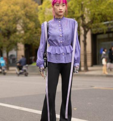 And Now, 7 Fashion Trends Taking Over the Streets of China