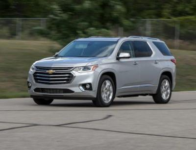 2018 Chevrolet Traverse in Depth: Reimagined, Redesigned, Reinvented