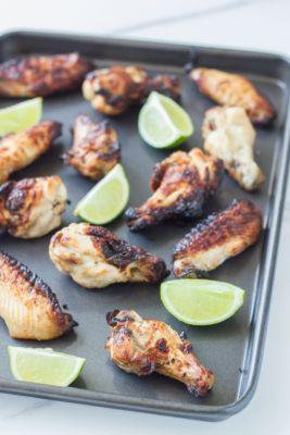 Lime and Lemongrass Chicken