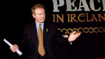 From paramilitary to peacemaker: Former IRA commander & NI leader Martin McGuinness dies