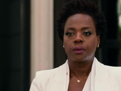 The First Widows Trailer Has Michelle Rodriguez, Viola Davis And More Fighting For Their Lives