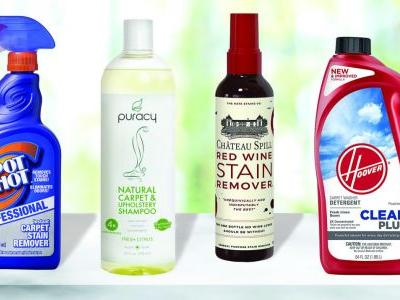 The 7 Best Carpet Stain Removers