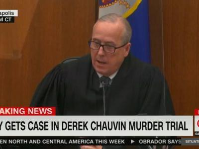 Derek Chauvin Jury Sequestered as Deliberations Begin