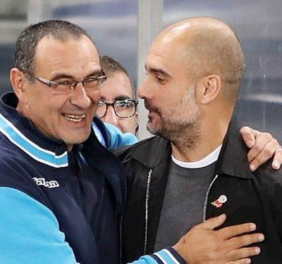 Video: Chelsea end Manchester City's unbeaten start - Sarri and Guardiola react