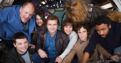 Han Solo Movie Directors Quit in the Middle of Shooting