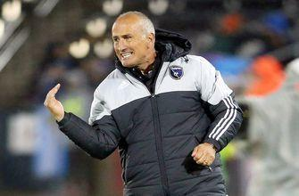 Earthquakes make big changes as Dominic Kinnear is ousted as San Jose manager