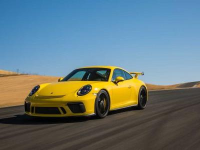 Do Not Fret Porsche Fans, The GT3 Will Remain N/A with Manual Offering