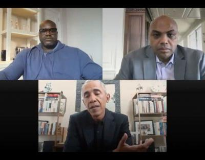 Obama, Shaq, and Charles Barkley Tweet Video Message Encouraging Americans to Get The Covid-19 Vaccine
