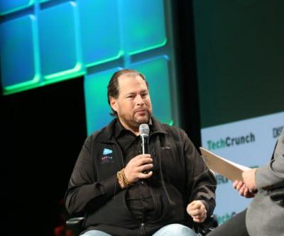 Salesforce keeps revenue pedal to the metal with another mammoth quarter
