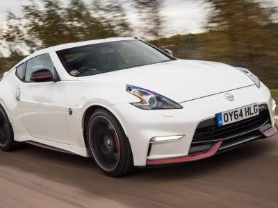 Nissan's 370Z To Be Replaced With '400Z' Sports Car With Up To 475bhp