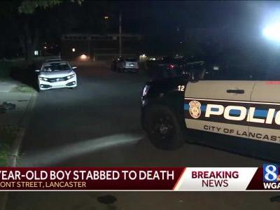 16-year-old boy fatally stabbed