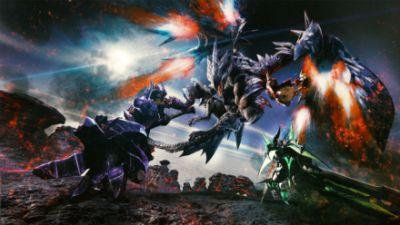 Monster Hunter XX Anounced for the Switch