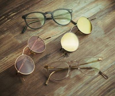 Oliver Peoples Reworks Four Classic Styles for 30th Anniversary Collection