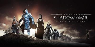 Middle Earth: Shadow of War Mobile Game Announced