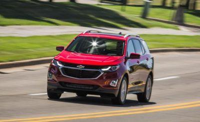 2017 Chevrolet Equinox 2.0T Tested!