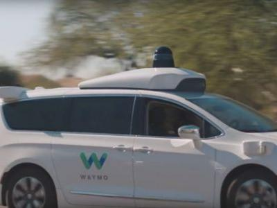 Waymo begins mapping streets in Los Angeles