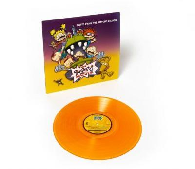 The Rugrats Movie soundtrack, featuring Beck, Iggy Pop and Devo, to receive first-ever vinyl release