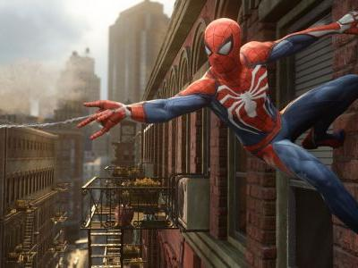 Spider-Man PS4 Classic Suit Revealed For First Time