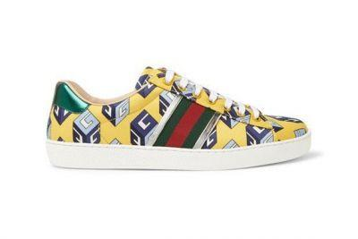 Gucci Designs An Online Exclusive Ace For MR PORTER
