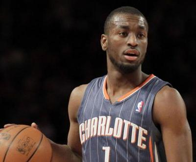 Kemba Walker says he'd take less money to stay with the Charlotte Hornets