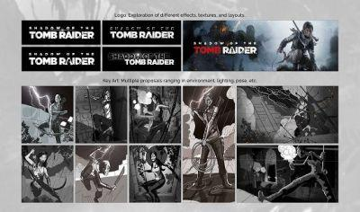 Report: Shadow of the Tomb Raider Artwork Leak Hints at Possible Locations and More