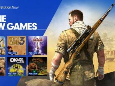 12 Games Coming to PlayStation Now in June