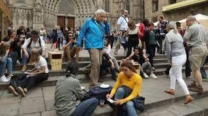 Global shows strong growth except the US tourism