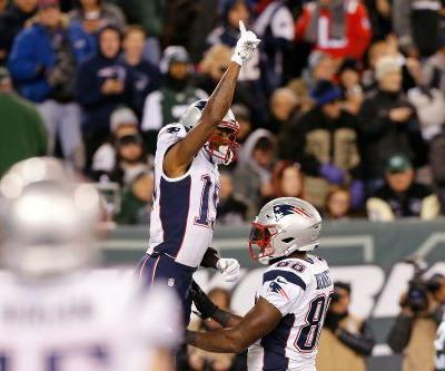Patriots' unlikely Super Bowl hero receiver retires at 26