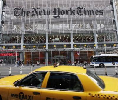 The New York Times gives its editorial page over to Trump supporters, sparking a debate