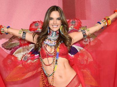 Alessandra Ambrosio Hangs up Her Angel Wings, Retires From the Victoria's Secret Fashion Show