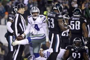 Cowboys look for win streak after saving season in Philly