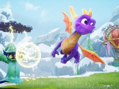 Spyro Reignited Trilogy Hands-On Impressions