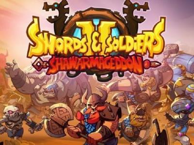 Swords and Soldiers II Kickstarter canceled, game is still coming to PC and PS4, maybe Switch