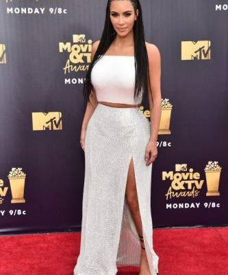 See What Your Faves Wore to the MTV Movie & TV Awards