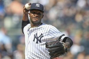 Yankees' Germán on leave under MLB domestic violence policy