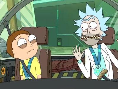 Rick and Morty Season 4 Premiere Date Set For November