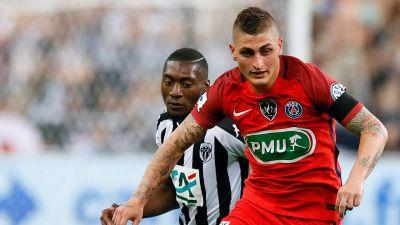 Barcelona acknowledges interest in PSG midfielder Verratti