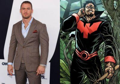 Jack Kesy to Play Deadpool 2 Villain, Possibly Black Tom