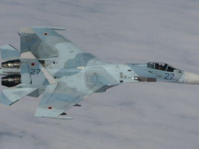 Russian Fighter Flies Within 5 Feet Of U.S. Reconnaissance Plane Over Black Sea