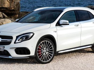 Consumer Reports Says The Mercedes GLA Is The Least Satisfying Car In America