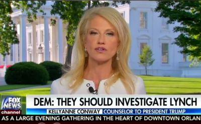 Kellyanne Conway Slams CNN for Interviewing Flood Victims, Then Praises Fox News for it