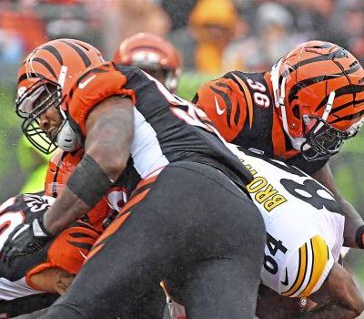 Ron Cook: Vontaze Burfict, Antonio Brown and Raiders are all made for each other
