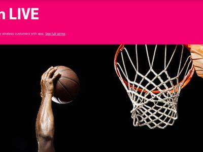 T-Mobile brings NBA TV to TVision LIVE TV+