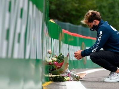 Remembering Anthoine Hubert One Year After His Death