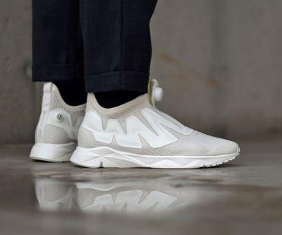 An On-Foot Look at Reebok's Pump Supreme Premium for Spring/Summer 2018