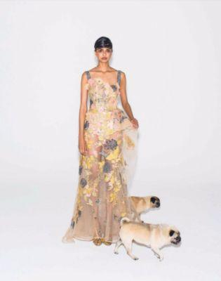'What pug?' ELIE SAAB Haute Couture Autumn Winter 2016-17 for