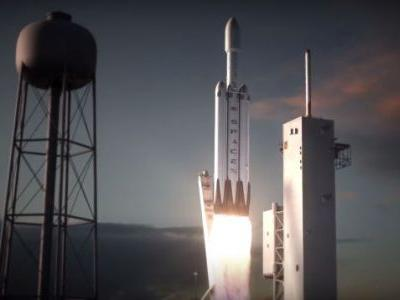 Elon Musk Is Sending A Tesla Roadster Into Space On The Falcon Heavy Rocket