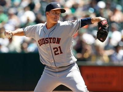 MLB wrap: Zack Greinke gets 200th career win as Astros top A's