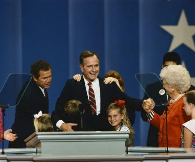 """Jenna Bush Hager Recalls George H.W. Bush Fondly: """"We Never Thought of Him as Anything Besides Our Grandpa"""""""