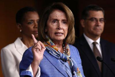 Nancy Pelosi: Trump's proposed budget is 'literally a killer' for Americans